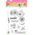 Studio Light - Say It With Flowers nr.526, Leimasetti