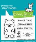 Lawn Fawn - Germ-free Bear, Leimasetti