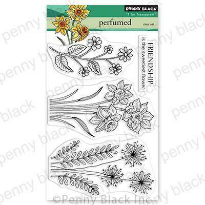 Penny Black - Perfumed, Leimasetti