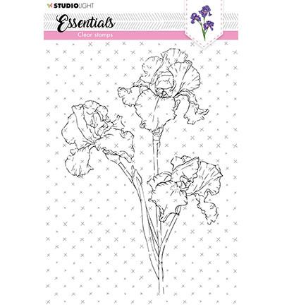 Studio Light - Clear Stamp Iris Essentials nr.57, Leima