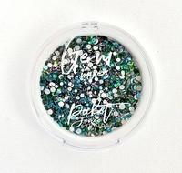 Picket Fence Studios - Gem Mix, Oceans Of Green