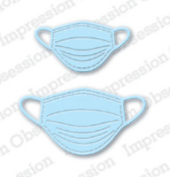 Impression Obsession - Mask Set, Stanssisetti