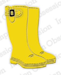 Impression Obsession - Rain Boots, Stanssisetti