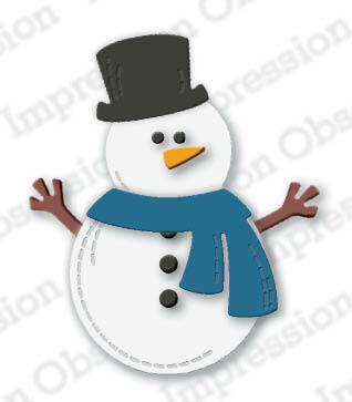 Impression Obsession - Snowman, Stanssisetti