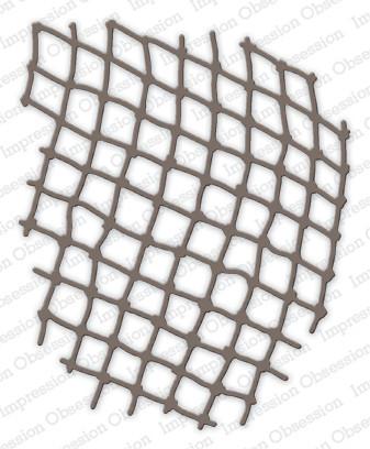 Impression Obsession - Fish Net, Stanssi