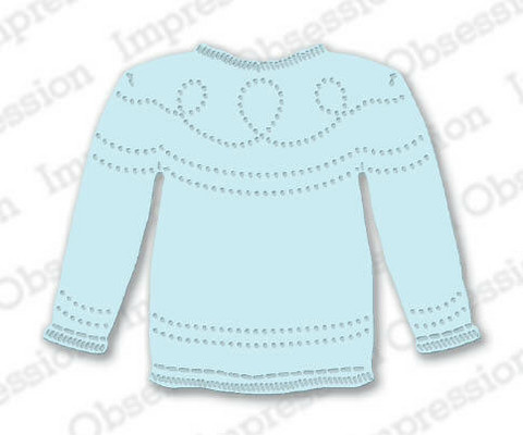 Impression Obsession - Sweater, Stanssi