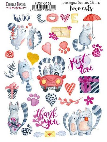 Fabrika Decoru - Tarra-arkki, Love cats
