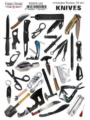 Fabrika Decoru - Tarra-arkki, Knives