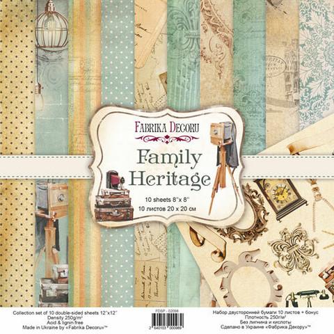 Fabrika Decoru - Family Heritage, 8