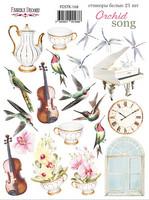 Fabrika Decoru - Tarra-arkki, Orchid Song #1