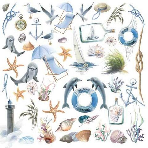 Fabrika Decoru - Memories of the Sea, Leikekuva-arkki 12