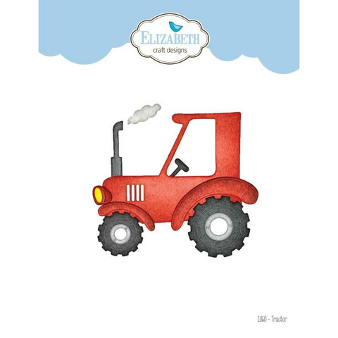 Elizabeth Craft Design - Tractor, Stanssisetti