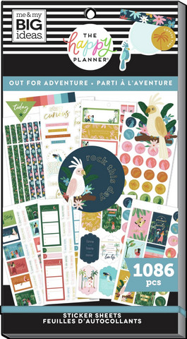 MAMBI - Happy Planner, Student - Out For Adventure, Tarrasetti, 30arkkia