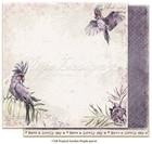 Maja Design - Tropical Garden, Purple Parrot