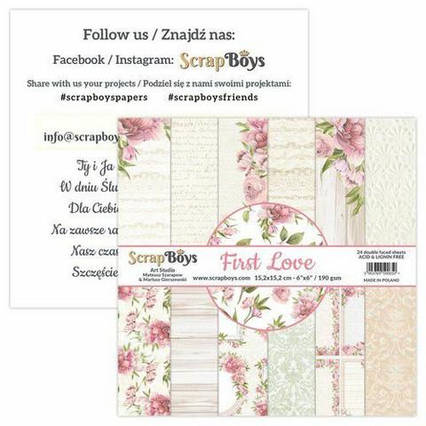 ScrapBoys - First Love, 6