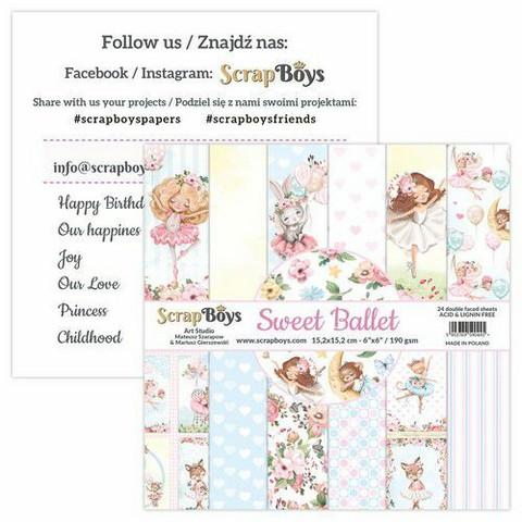 ScrapBoys - Sweet Ballet, 6