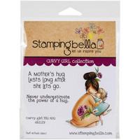 Stamping Bella - Curvy Girl Big Hug, Leimasetti