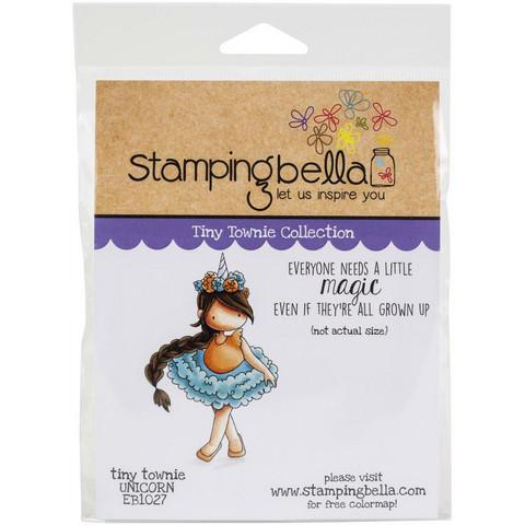 Stamping Bella - Tiny Townie Unicorn, Leimasetti