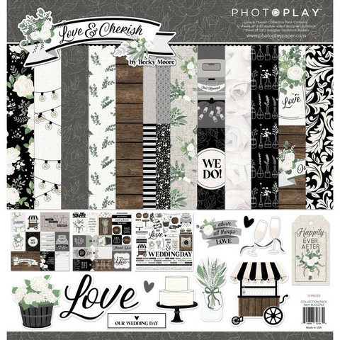 PhotoPlay - Love & Cherish, Collection Pack 12