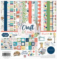 Carta Bella - Craft & Create, Collection Kit 12