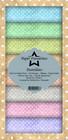 Paper Favourites - Pastel Dots Slim Paper Pack, Paperikko