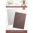 Crafter`s Companion - Sara Signature Vintage Diary Collection, 3D Kohokuviointitasku, A Moment In Time