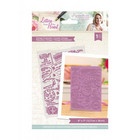 Crafter`s Companion - Sara Signature Letters from The Heart Collection, Kohokuviointitasku, Vintage Postmarks