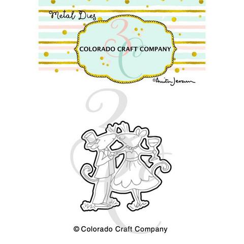Colorado Craft Company - Anniversary Mini-By Anita Jeram, Stanssi