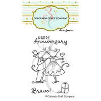 Colorado Craft Company - Anniversary Mini-By Anita Jeram, Leimasetti