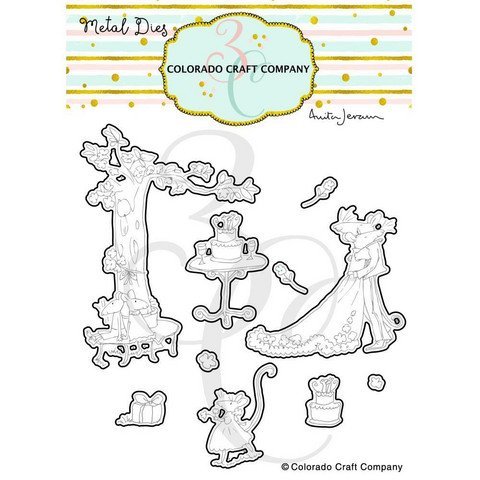 Colorado Craft Company - Happily Ever After-By Anita Jeram, Stanssisetti