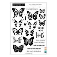 Concord & 9th - Bold Butterflies, Leimasetti