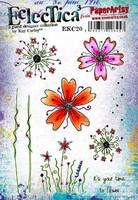 PaperArtsy - E³ Kay Carley 20, Leimasetti, A5