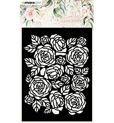 Studio Light - Another Love Story nr.01, Sapluuna, Rose Pattern