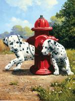 Royal&Langnickel - Paint By Numbers Kit, Peek-a-boo