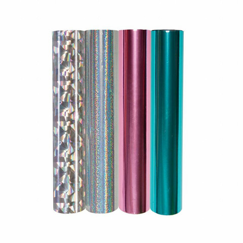 Spellbinders - Glimmer Hot Foil, Variety Pack Metallic & Holographic(H)