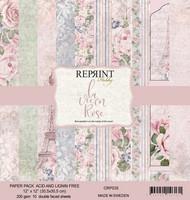 Reprint - La vie en Rose, 12