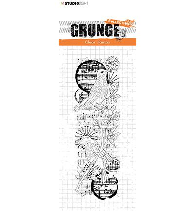 Studio Light - Grunge Collection Birds nr.37, Leima
