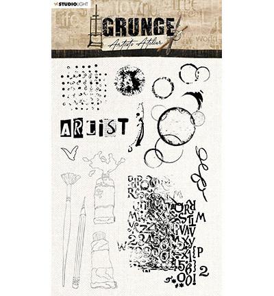 Studio Light - Grunge Artist's Atelier Paint Stuff nr.33, Leimasetti