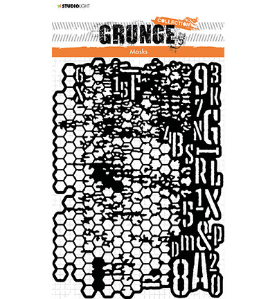 Studio Light - Grunge Collection nro.16, Sapluuna