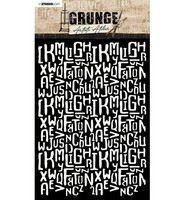 Studio Light - Grunge Artist's Atelier nro.12, Sapluuna