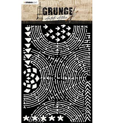Studio Light - Grunge Artist's Atelier nro.14, Sapluuna