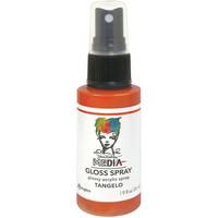 Dina Wakley Media - Gloss Spray, Tangelo, 56ml