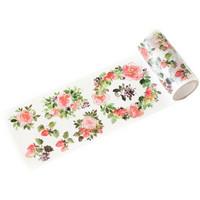 Pinkfresh Studio - Washi Tape, 100mmx10m, Blossoms & Berries