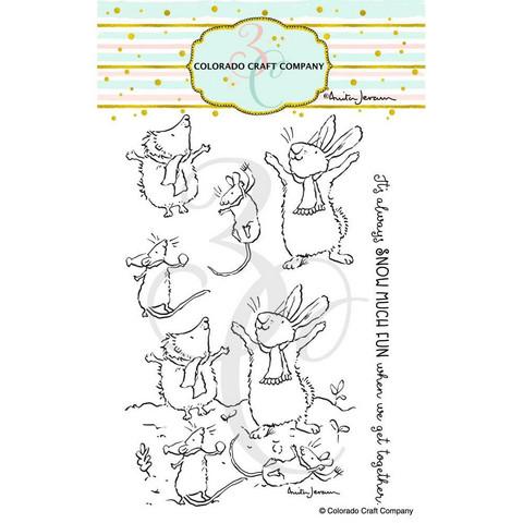 Colorado Craft Company - Get Together-By Anita Jeram, Leimasetti