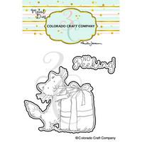 Colorado Craft Company - No Peeking-By Anita Jeram, Stanssisetti