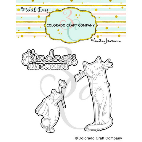 Colorado Craft Company - Kindness First-By Anita Jeram, Stanssisetti