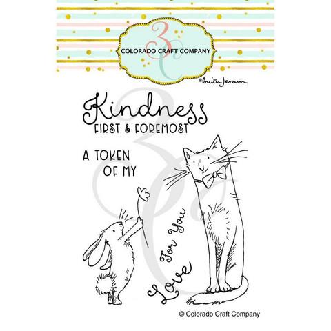 Colorado Craft Company - Kindness First-By Anita Jeram, Leimasetti