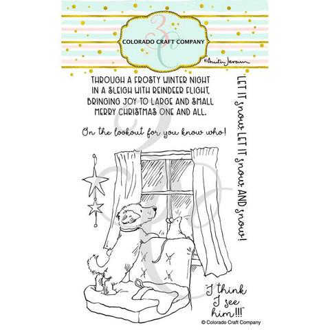 Colorado Craft Company - On The Lookout-By Anita Jeram, Leimasetti