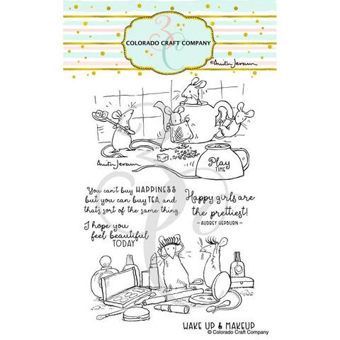 Colorado Craft Company - Play Time-By Anita Jeram, Leimasetti