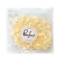 Pinkfresh Studio - Jewel Essentials, Peach Fuzz